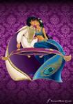 Designer Fairytale: JASMINE + ALADDIN