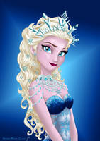 Royal Jewels: ELSA by MissMikopete