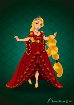 Royal Jewels Dress Edition: RAPUNZEL