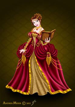Royal Jewels Dress Edition: Belle