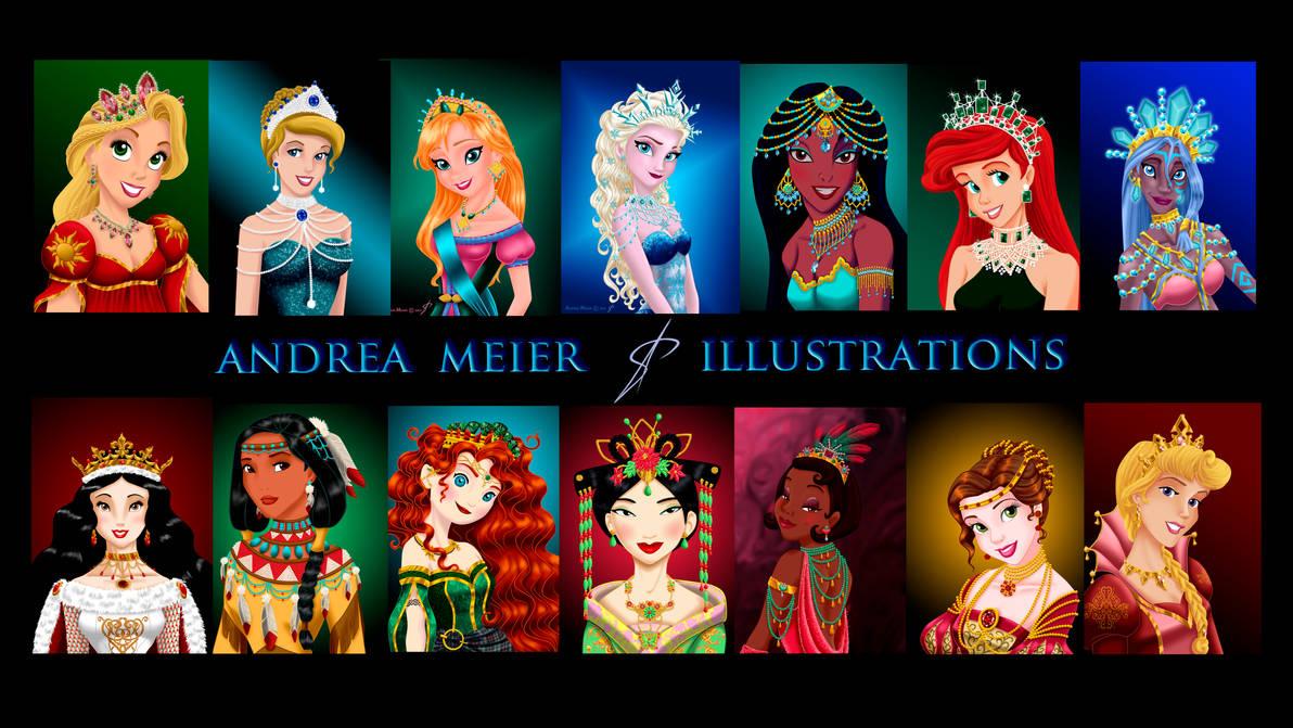 Andrea Meier Illustrations