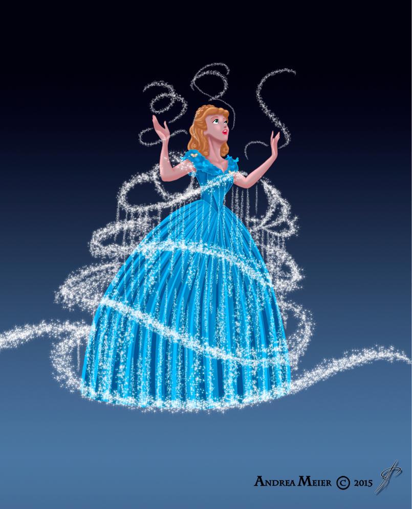 Cinderella 2015 by MissMikopete