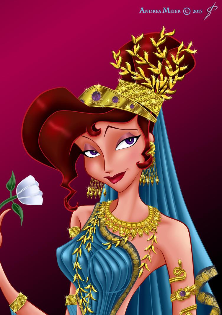 Royal Jewels: MEGARA by MissMikopete