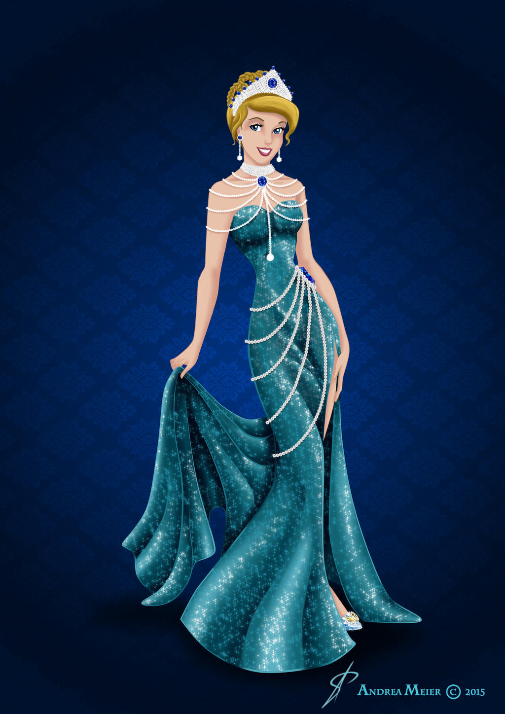 Royal jewels dress edition cinderella by missmikopete on deviantart royal jewels dress edition cinderella by missmikopete altavistaventures Image collections