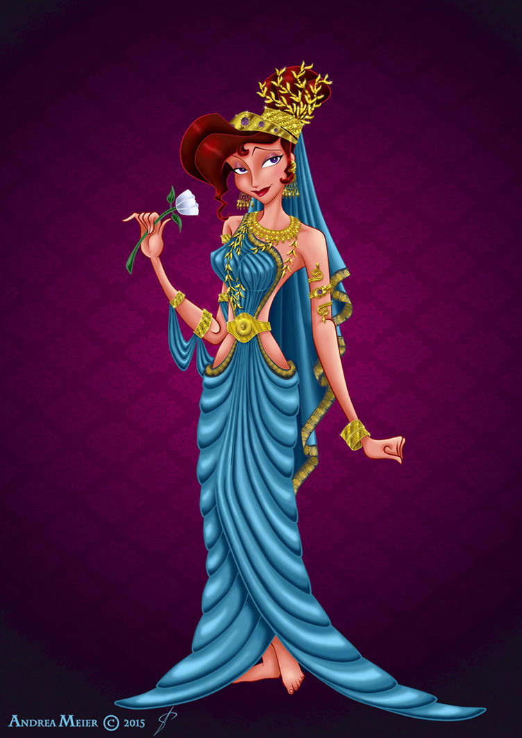 Royal Jewels Dress Edition: MEGARA by MissMikopete