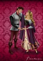 Designer Fairytale: AURORA + PHILIP by MissMikopete