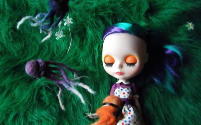 Jellyfish Dream by MissSinger