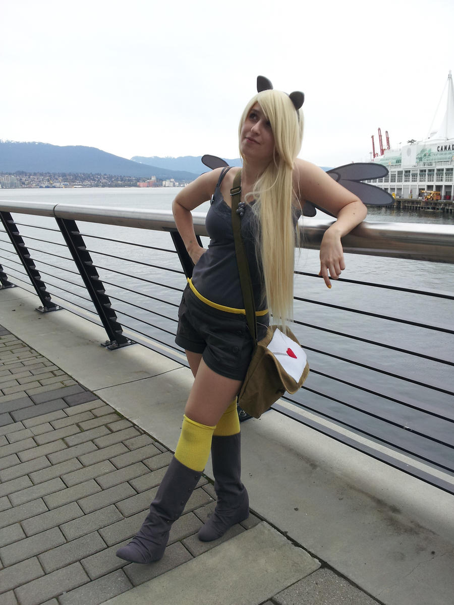 Derpy Hooves Cosplay 3 by MissSinger