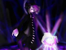 (2) Shaded Shadow (Konran Yuke) by Wendifoe