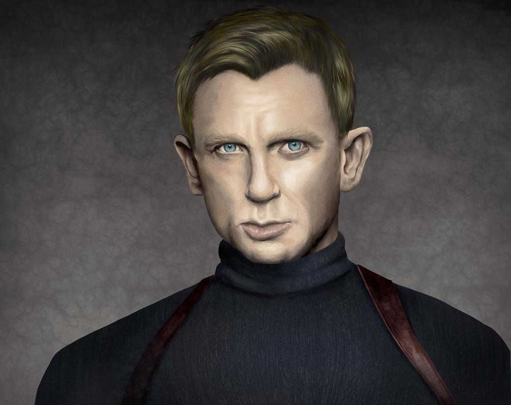 Bond, James Bond by Kawaii-Fruit