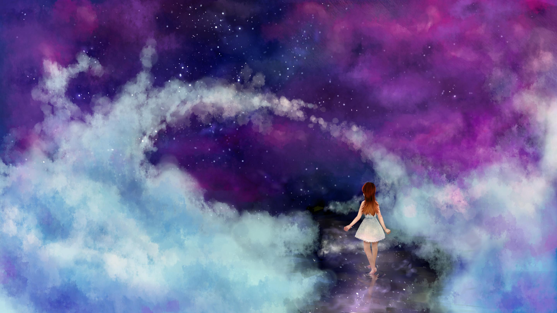 Daydream by Kawaii-Fruit