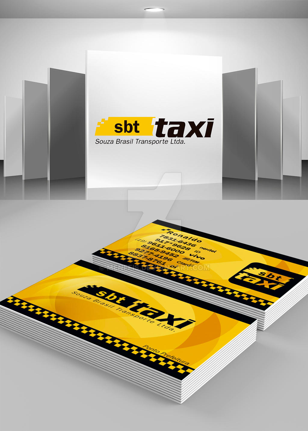 #C48B0722388600 SBT Taxi Indentidade By Menffis On DeviantArt Meest recente Design Meubels Tour En Taxis 2541 pic 102414342541 Ontwerp
