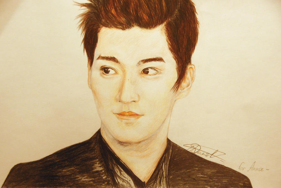 Choi Siwon Super Junior by DanaELF on DeviantArt