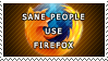 Firefox Sanity.