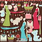 O Christmas Baby Clip Art