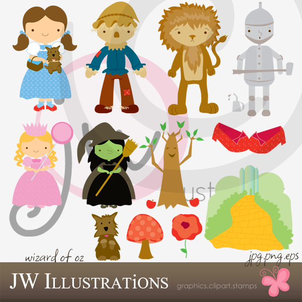 wizard of oz clipart by jddoodles on deviantart rh jddoodles deviantart com wizard of oz clip art images wizard of oz clip art free microsoft
