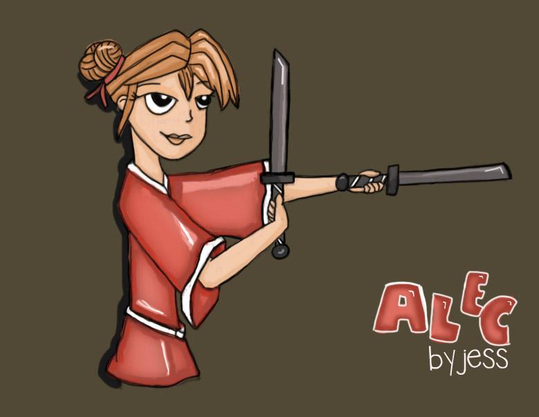 Alec by jdDoodles