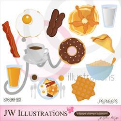 Breakfast by jdDoodles