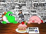 SSB: Cake