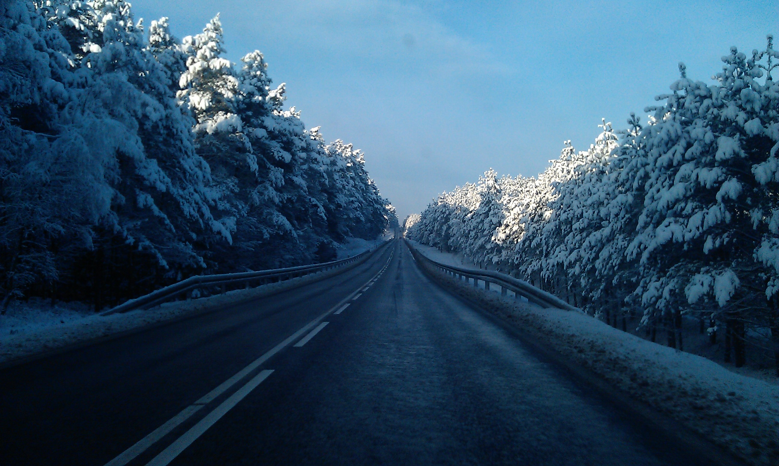 Long hard road out of ... by Martensik