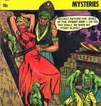 Baffling mysteries 20 cover