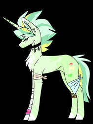 [CLOSED] Adoptable Pony(mlp) by ChichiDaKitsu