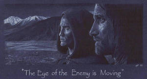 Eye of the enemy by jtpark