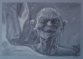 Gollum by jtpark