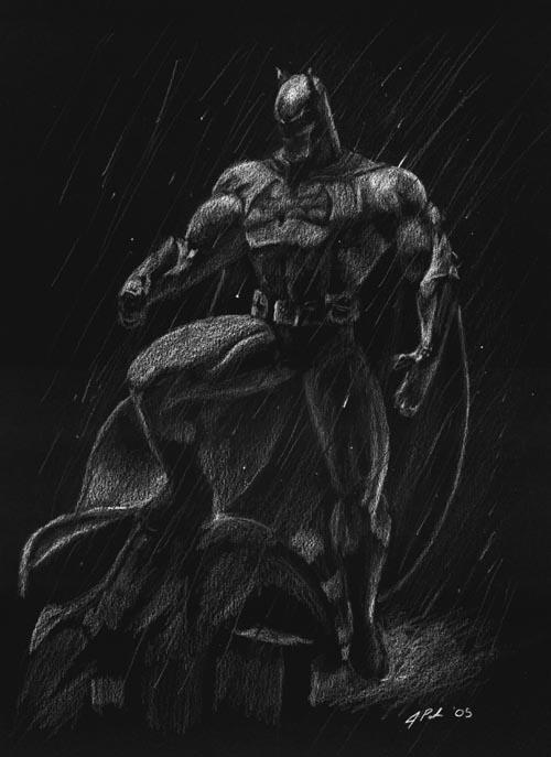 Batman by jtpark