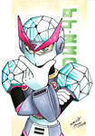 Freezeman - Megaman 7 [FanArt]