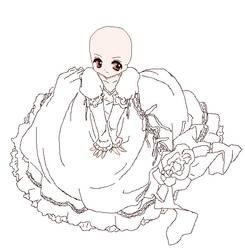 Princess base by Fara4X3