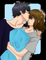 Morning kiss by Fara4X3