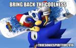 Bring Back the Cool