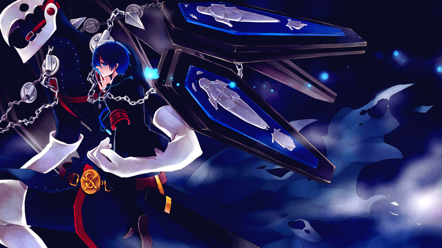 Persona3 Wallpaper 4k Thanatos: Thanatos By Iamin7ove On DeviantArt