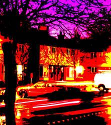 Orange Glow by TheAmazingfulOne