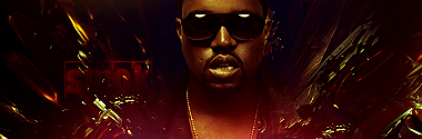 Kanye West by tehsmok