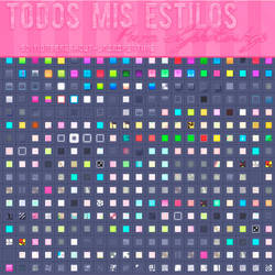 +TODOSMISSTYLES! by EditionsBreakout
