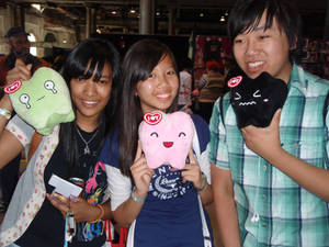People love the Molar Plushies
