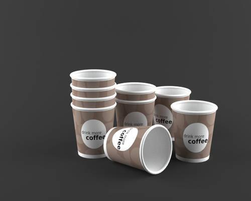Coffee Cups 01
