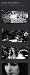 15 Unique Web Shadows by graphcoder