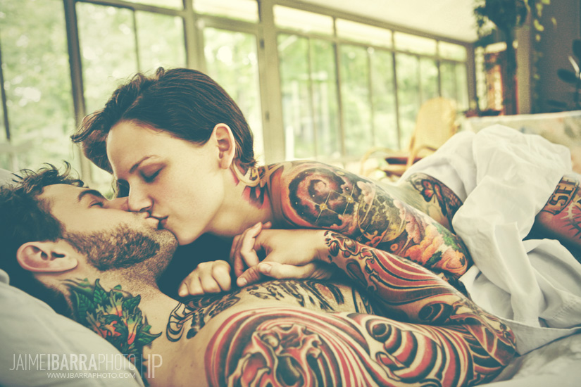 When The Tough Fall In Love... by JaimeIbarra