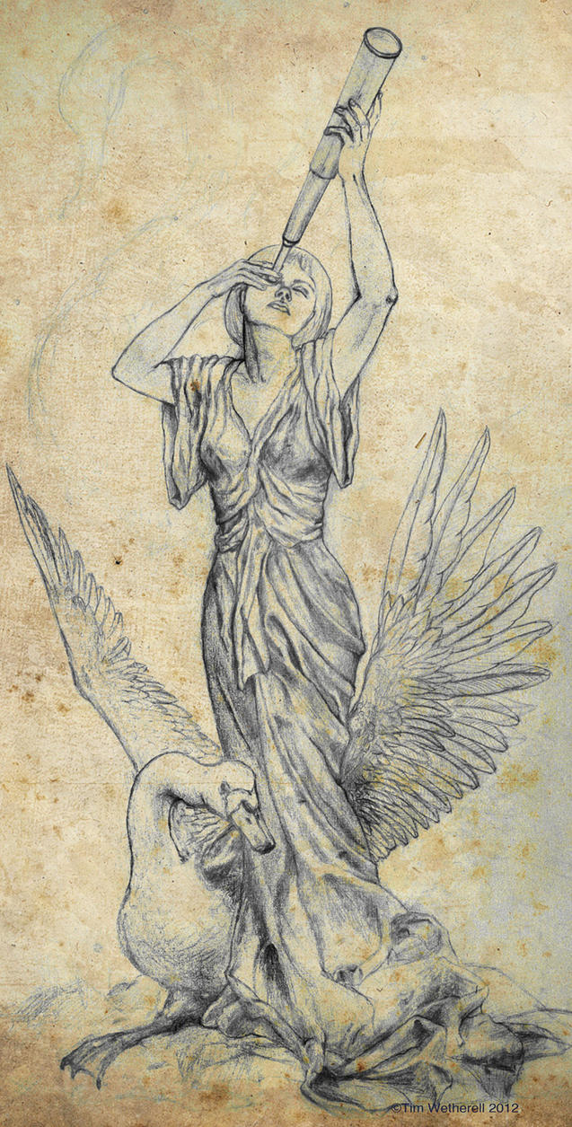 The Swan Nebula by timwetherell