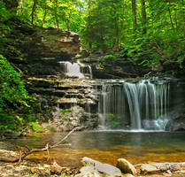Rickett's Glen 25 by Dracoart-Stock
