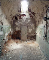 Eastern State Penitentiary 51 by Dracoart-Stock