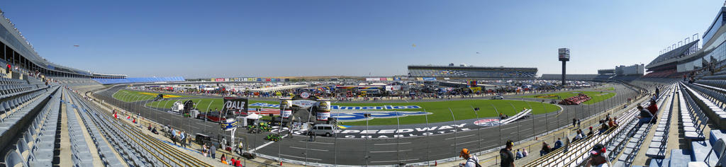 Lowes motor speedway 39 pano 39 by dracoart stock on deviantart for Lowe s motor speedway