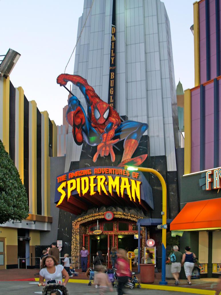 Universal Studios-Orlando 44 by Dracoart-Stock