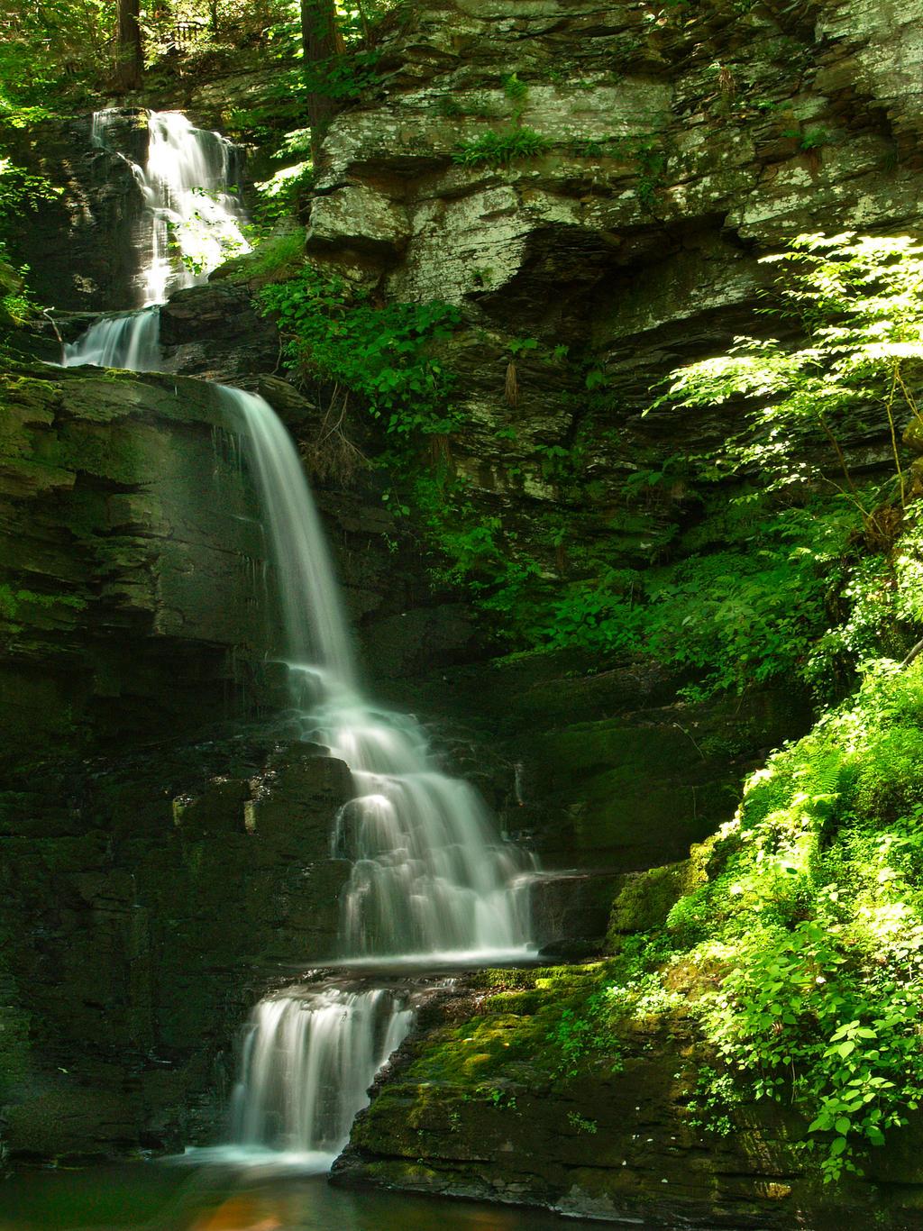Bushkill Falls 60