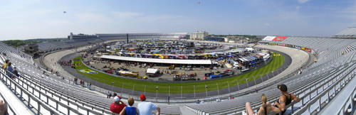 Dover Speedway Pano
