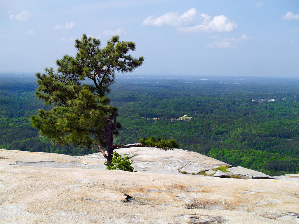Stone Mountain 21 by Dracoart-Stock