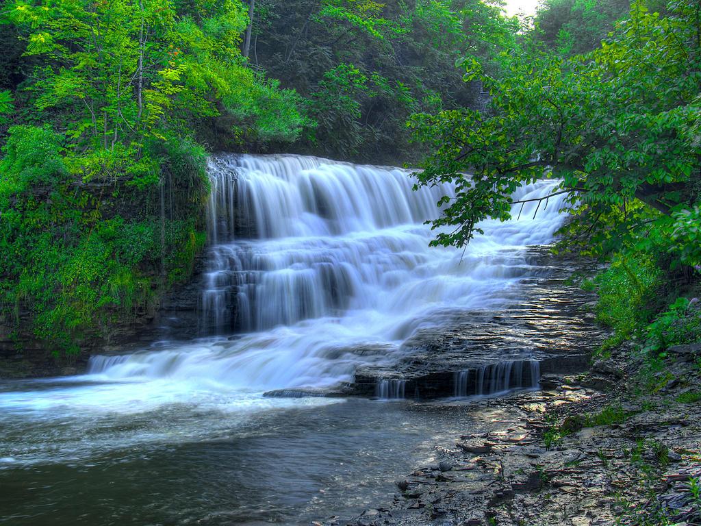 ny falls 11 by - photo #1